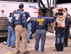 Deportations continue. (ICE photo)